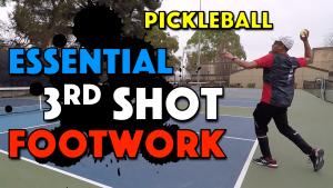 Essential 3rd Shot Footwork