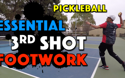Essential 3rd Shot Footwork