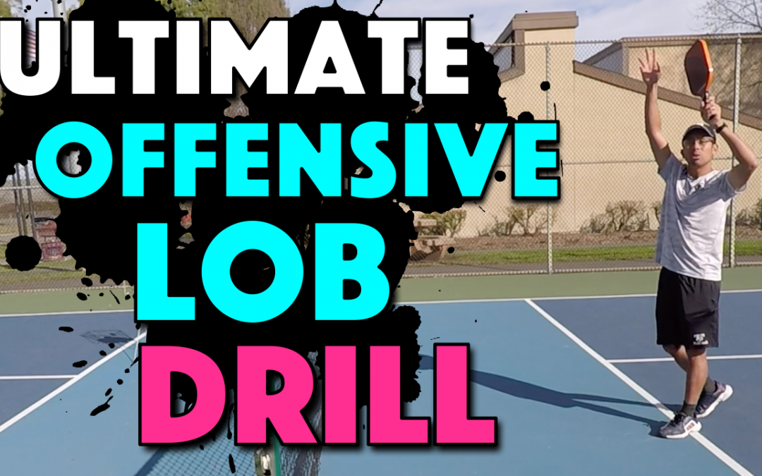 Ultimate Offensive Lob Drill