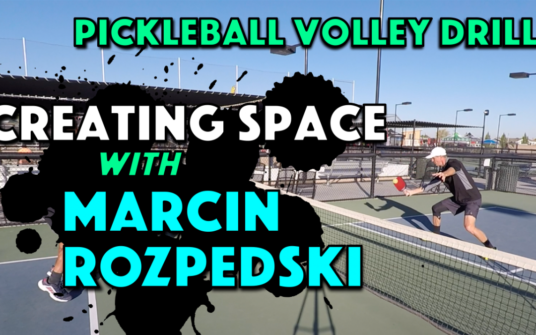 Creating Space on your Volleys with Marcin Rozpedski