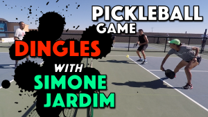 Dingles Dink Consistency Game with Simone Jardim