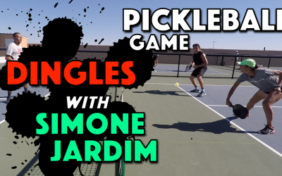 Dingles Dink Consistency Game with Simone Jardim