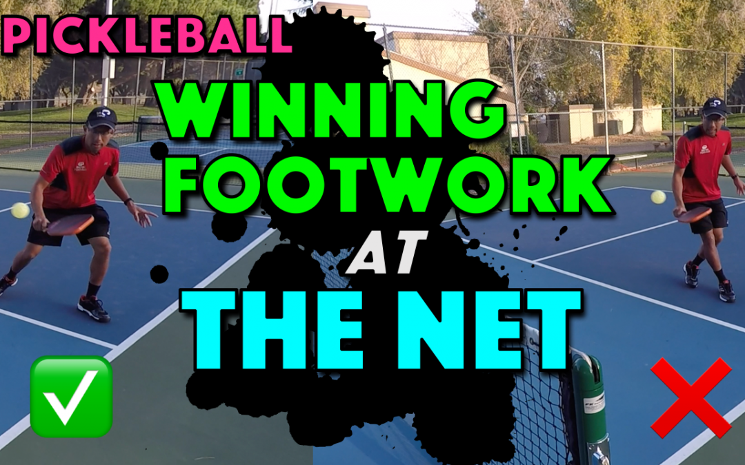 Winning Footwork At The Net