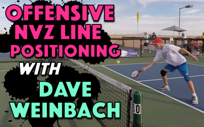 Offensive NVZ Line Positioning with Dave Weinbach