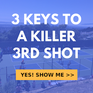 3 Keys To A Killer 3rd Shot