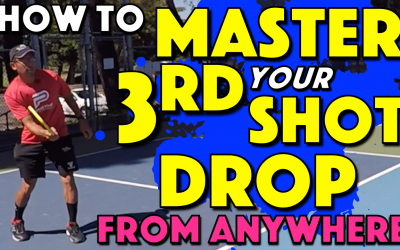 How To Master Your 3rd Shot Drop From Anywhere