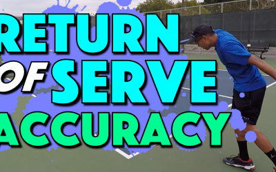 Return of Serve Accuracy | How to train your pickleball return of serve for consistency and accuracy