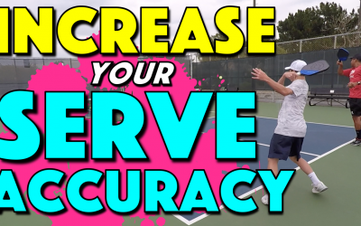 Increase Your Serve Accuracy With This PROVEN Drill