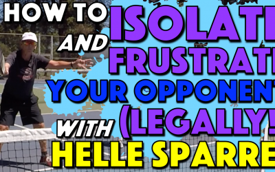 How To Isolate & Frustrate Your Opponent (Legally)!