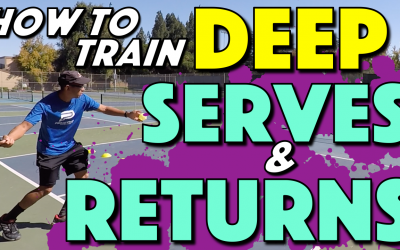 Deep Serves & Returns | How to start each point on a high note