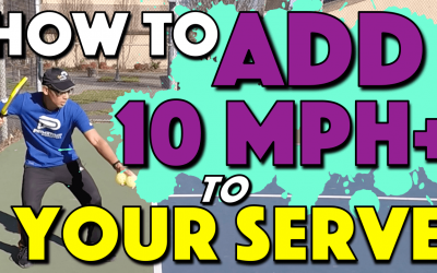 Serve POWER lesson | ADD 10mph+ to your serve!